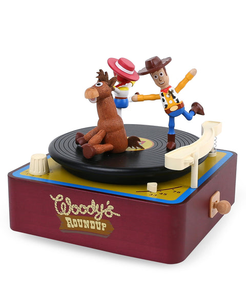 woody jessie and bullseye