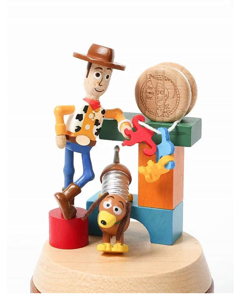 toy story woody and slinky dog