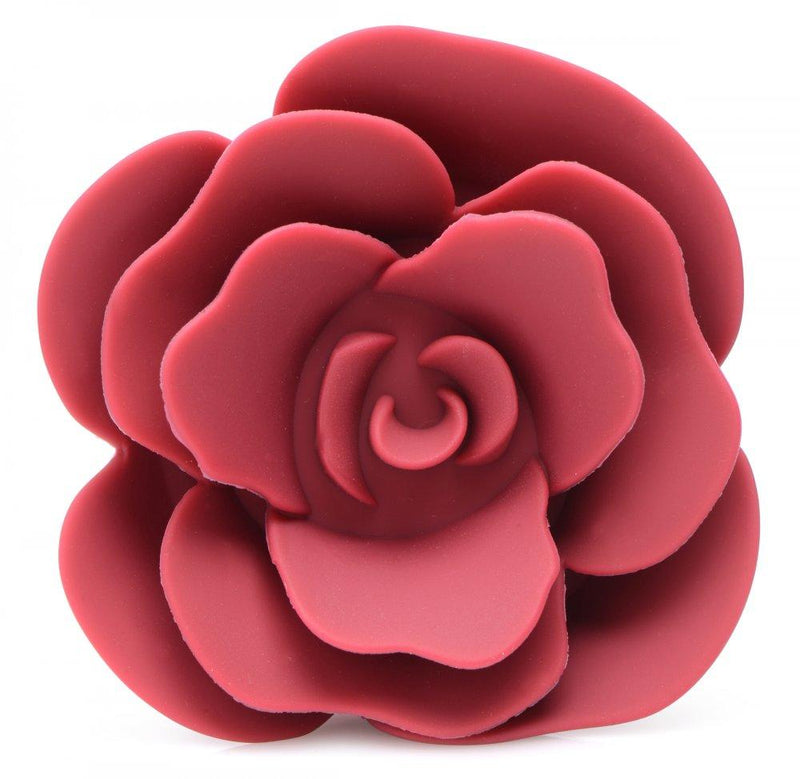 Booty Bloom Silicone Rose Anal Plug