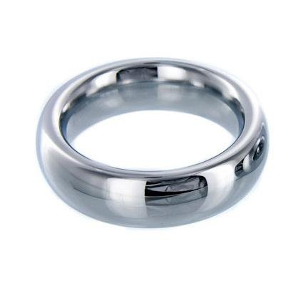 Stainless Steel Cock Ring - 1.75 Inches - AdultToys For Us