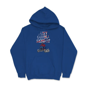 Just Gonna Send It Quad ATV Unisex Hoodie