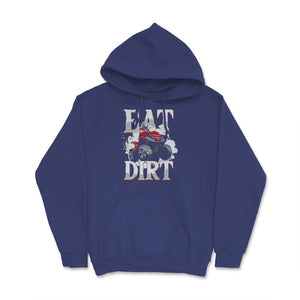Eat Dirt ATV Quad Unisex Hoodie