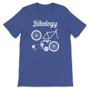 Bikology Bike Unisex Premium T-Shirt