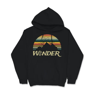 Wander Wonder Outdoor Hiking Unisex Hoodie