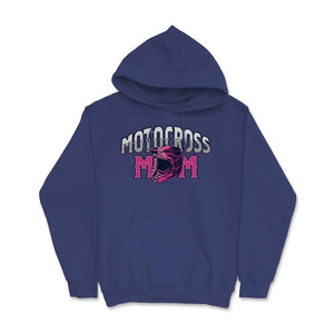 Motocross Mom Mother Family Unisex Hoodie