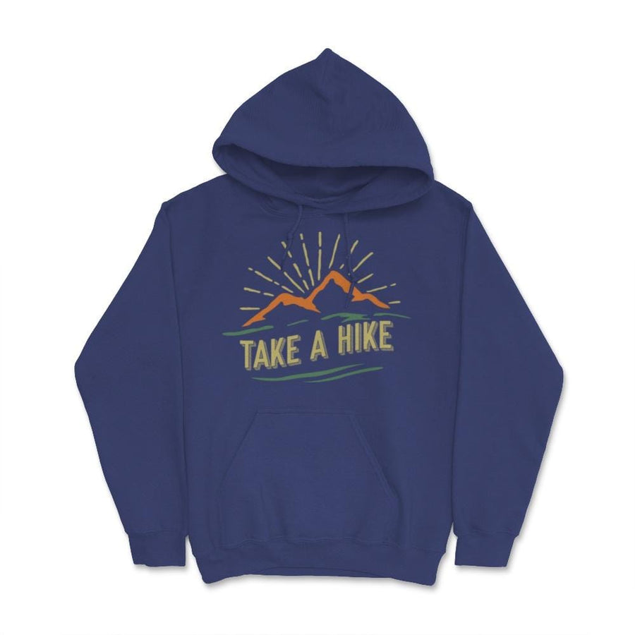 Take A Hike Outdoor Unisex Hoodie