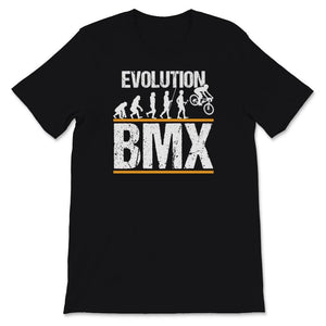 BMX Evolution Unisex Premium T-Shirt
