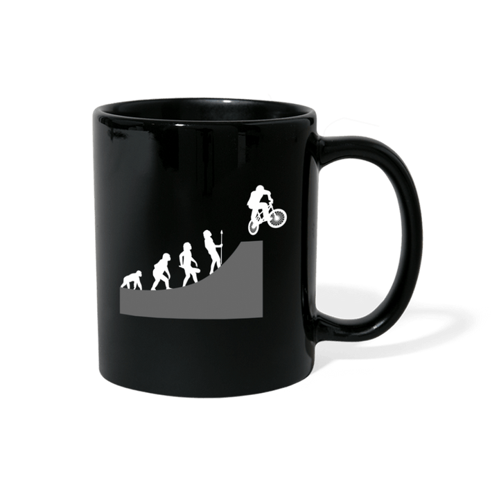 BMX Evolution Mug - black