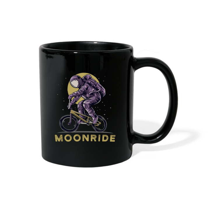 Moonride BMX Mug - black