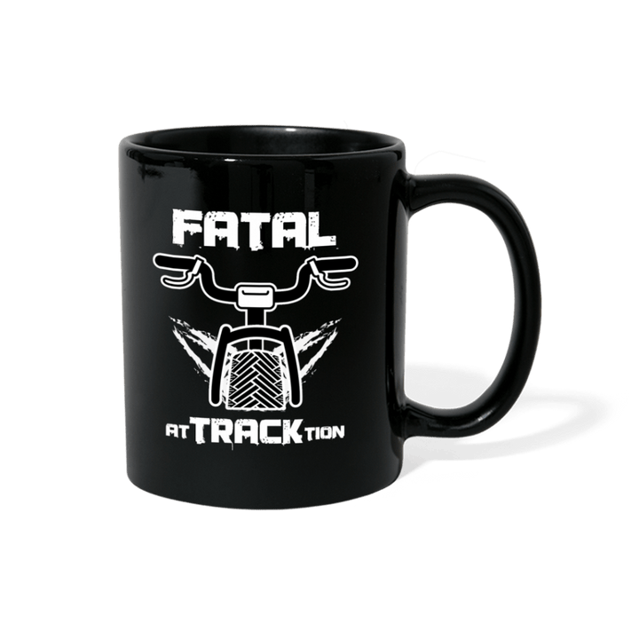 Fatal Attracktion BMX Mug - black