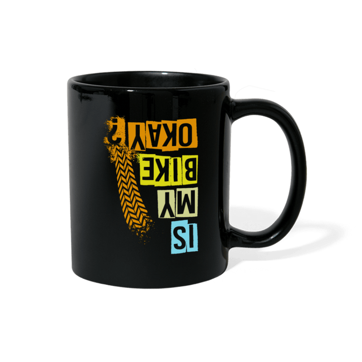 Is My Bike Okay? Mug - black