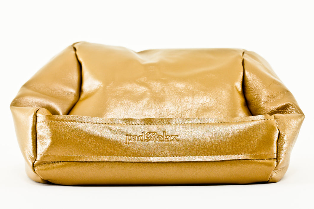finest Nappa Leather (Gold)