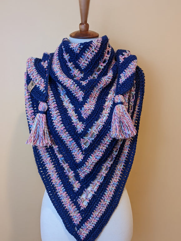 Cave of Wonders Shawl