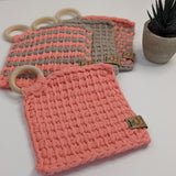 Mix & Match Coaster Pattern