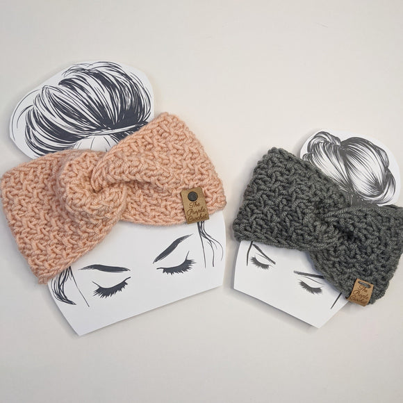 The Bethel Earwarmer - Mommy & Me Set