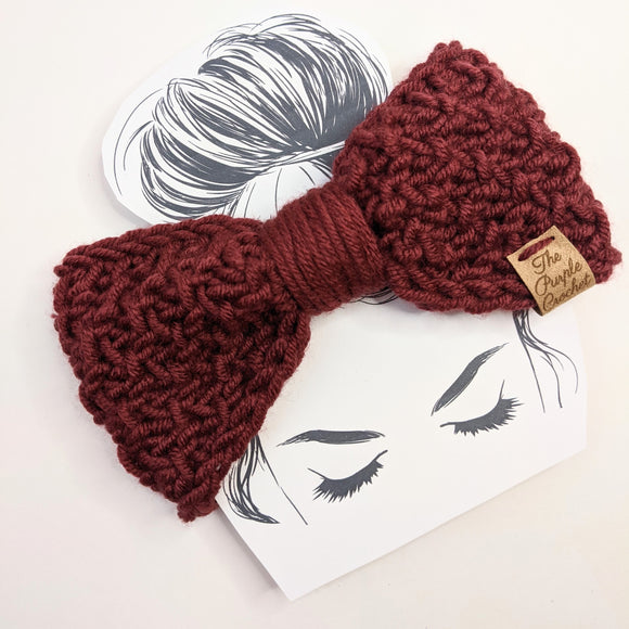 The Bethel Earwarmer (Child) Knot