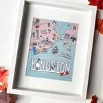 Kingston 8x10 Print