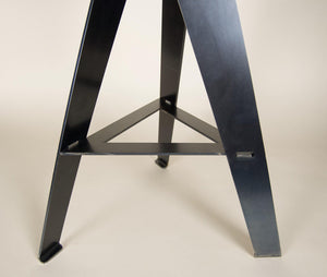 PLAIN METAL, Counter Stool, WM