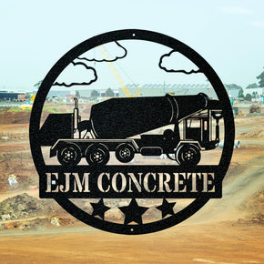 Construction Collection: The Concrete Mixer