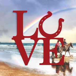 LOVE Letters for Horse Lovers