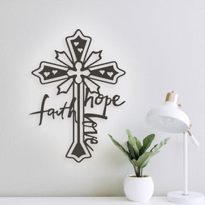 Celtic Cross - Metal Sign