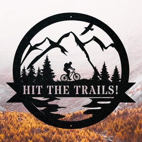 Great Outdoor Mountain Bike Monogram