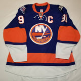John Tavares 2015-16 New York Islanders Game Worn Jersey - GameWornDirect
