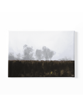 Load image into Gallery viewer, Morning Fog Scenery Canvas Art