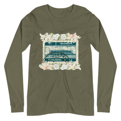 Men's Bengali Stamped Long-Sleeve
