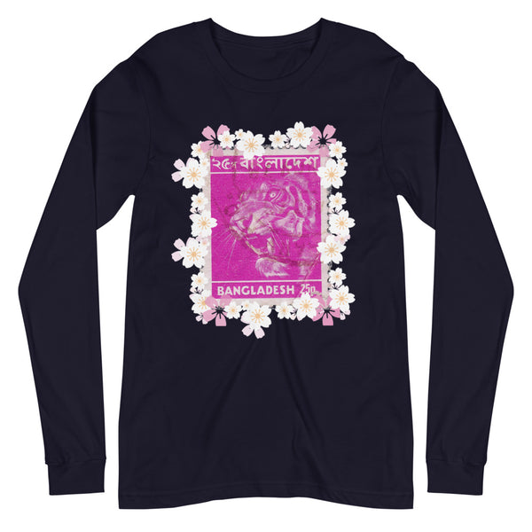 Men's Bangladesh Stamped Long-Sleeve