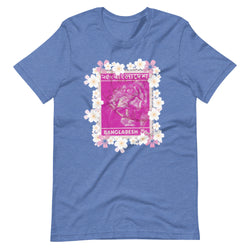 Men's Bangladesh Garba Stamped Short-Sleeve