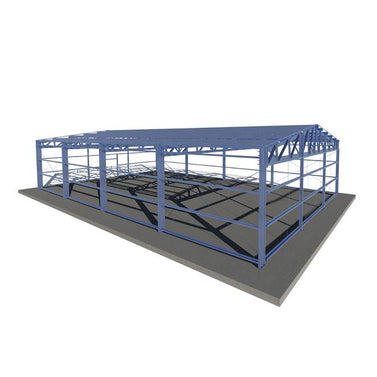 Cold Rolled Steel Warehouse 15 X 5 X 15m