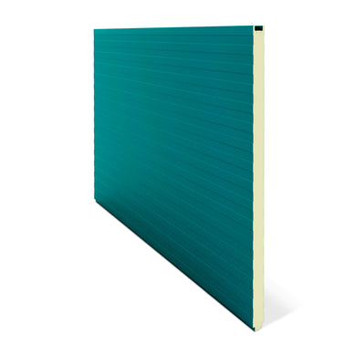 ISO Wall Sandwich Panel with 75 mm PIR Insulation