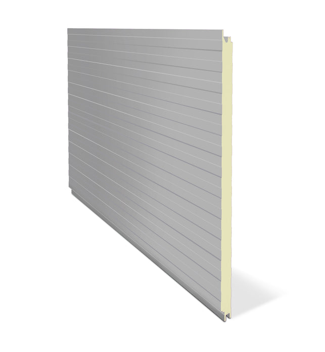 Insulated Wall Panel W/ Concealed Joint - 75 mm PIR Insulation
