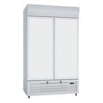 CELSIUS Upright Solid Door Chiller 900L
