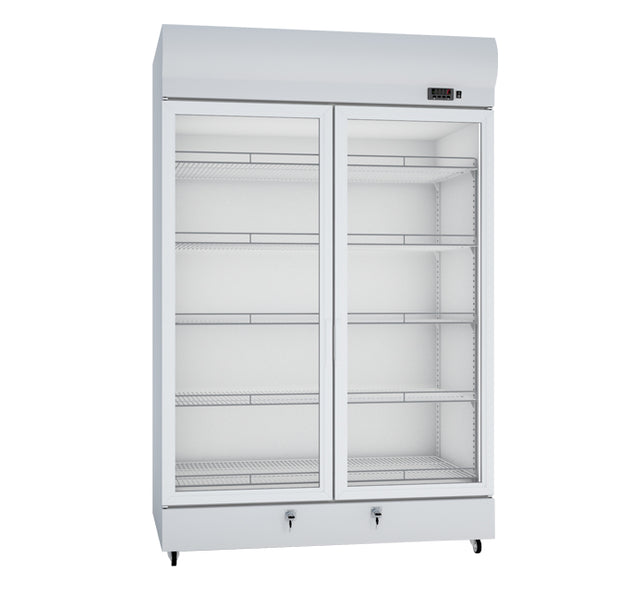 CELSIUS Upright Display Freezer 1450L