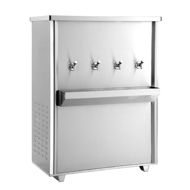 Celsius  - Stainless Steel WaterCoolers / 250 Gallons