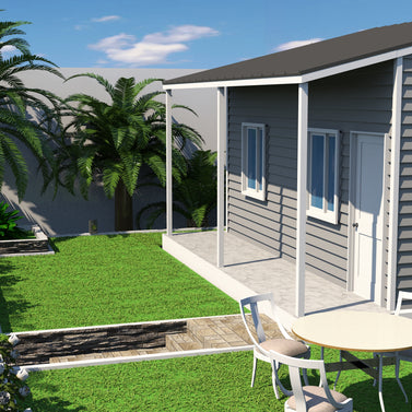 2 BR (47 Sqm) Single Storey Housing