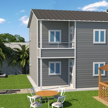 TWO STOREY (80 SQM) HOME