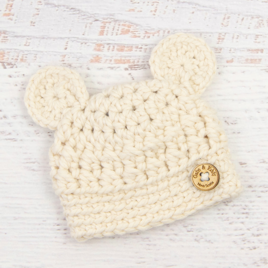 In-Stock 0-6 Month Chunky Little Bear in Fisherman