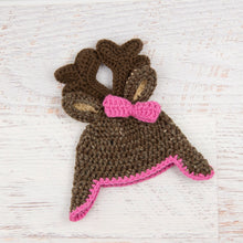 Load image into Gallery viewer, In-Stock 0-6 Month Girly Reindeer