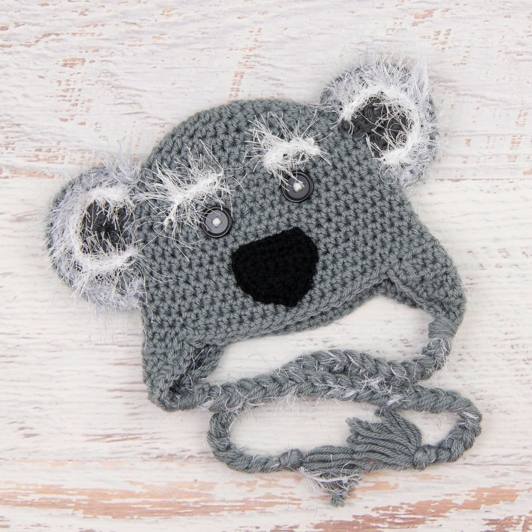 In-Stock 6-12 Month Fuzzy Koala