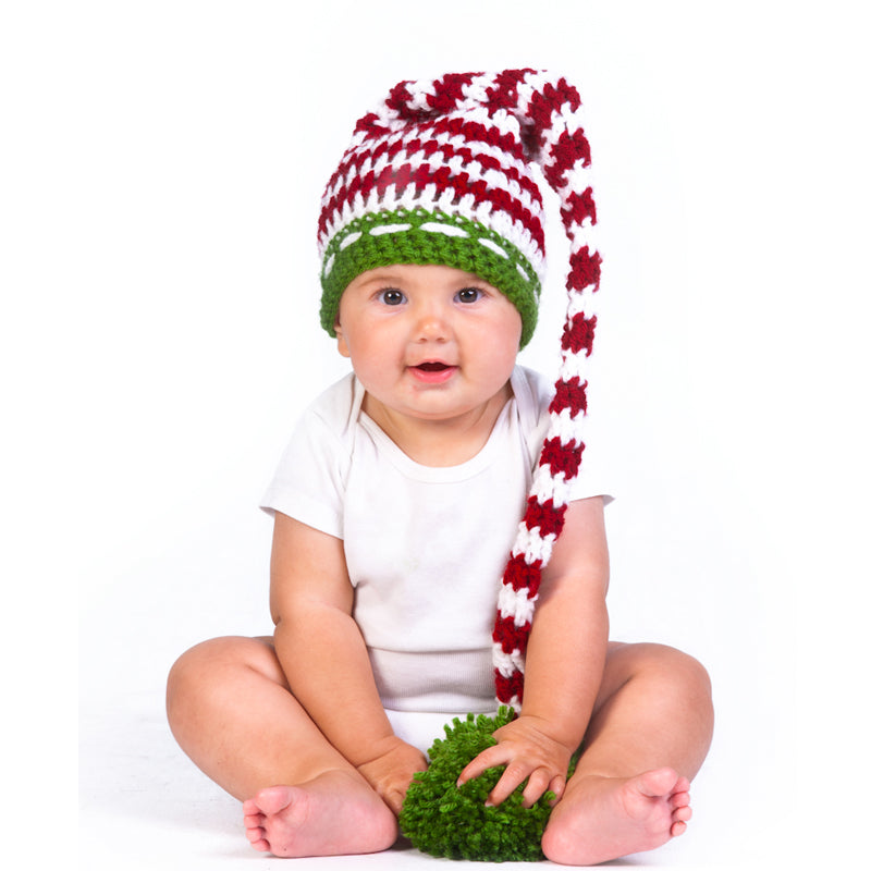 Children's Christmas Stocking Hat