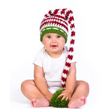 Load image into Gallery viewer, In-Stock Newborn Children's Christmas Stocking Hat