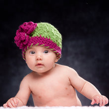 Load image into Gallery viewer, Children's Flapper Hat