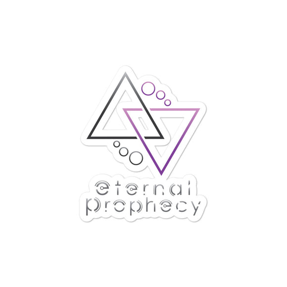 ETERNAL PROPHECY Bubble-free stickers