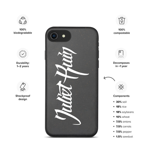 JULIET RUIN Biodegradable phone case