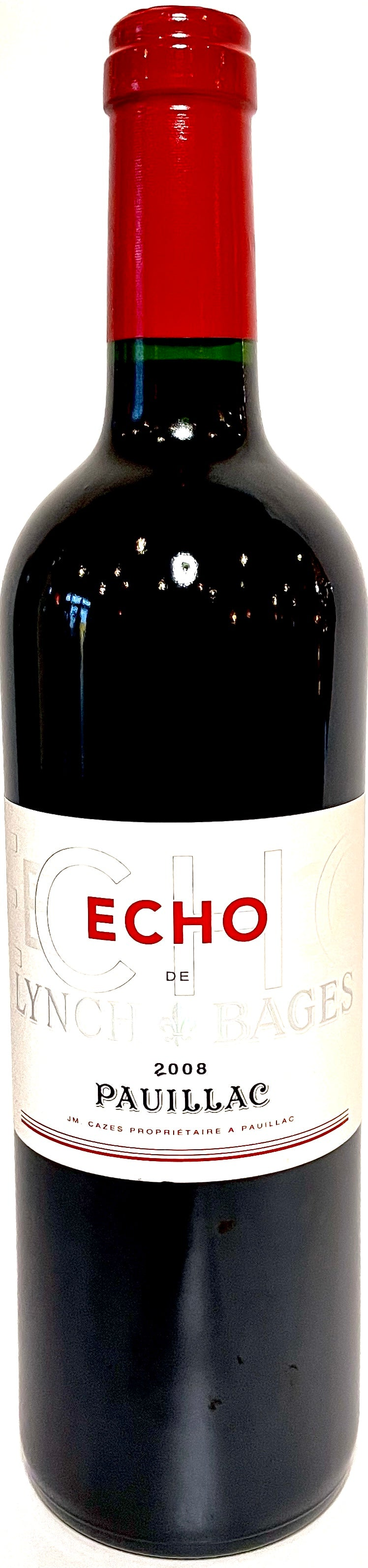 ECHO de Lynch Bages 2008