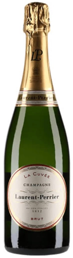 Laurent Perrier White (per bottle)
