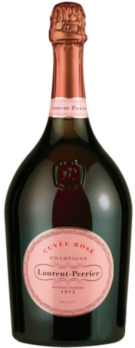 Laurent Perrier Rose (per bottle)